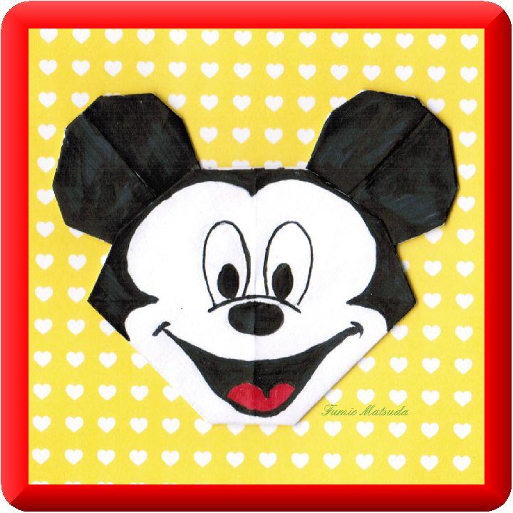 ミッキーマウス20171126w